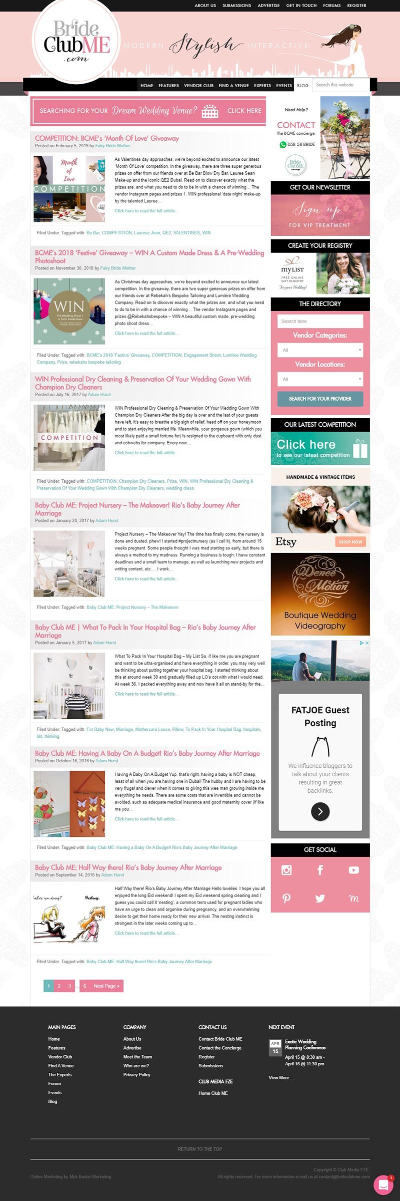 BrideClubMe Blog