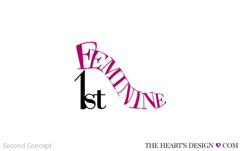 THD BrandingLogo FeminineFirst Rev2
