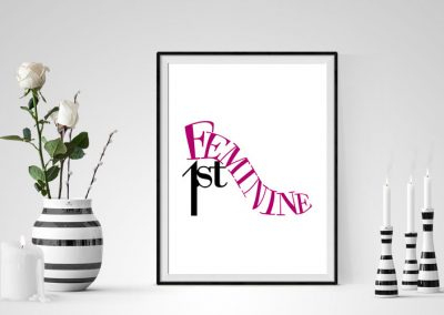 Feminine First