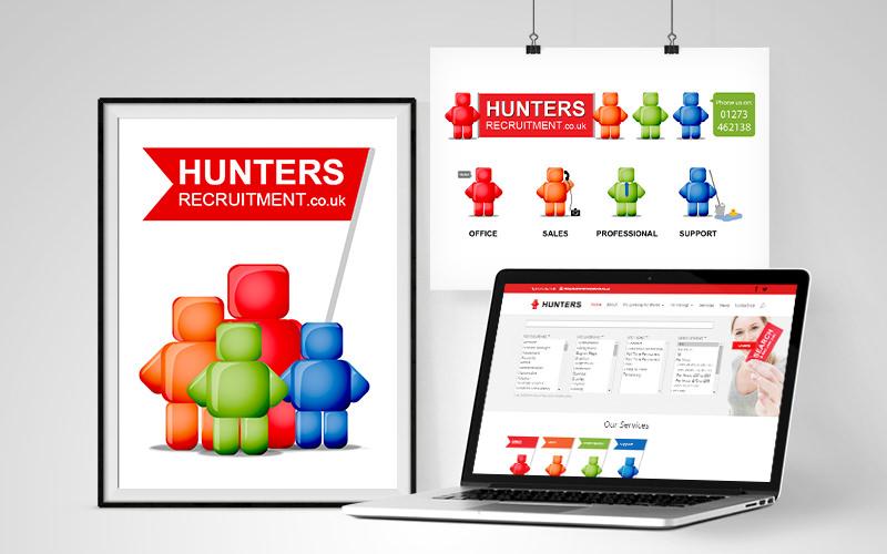 THD Portfolio HuntersRecruitmentLTD