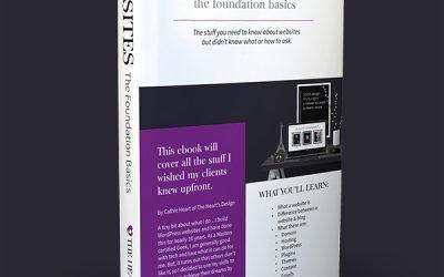 Website Foundation Basics – we wrote an ebook!