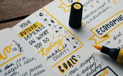 Free Your Brain with a Bullet Journal