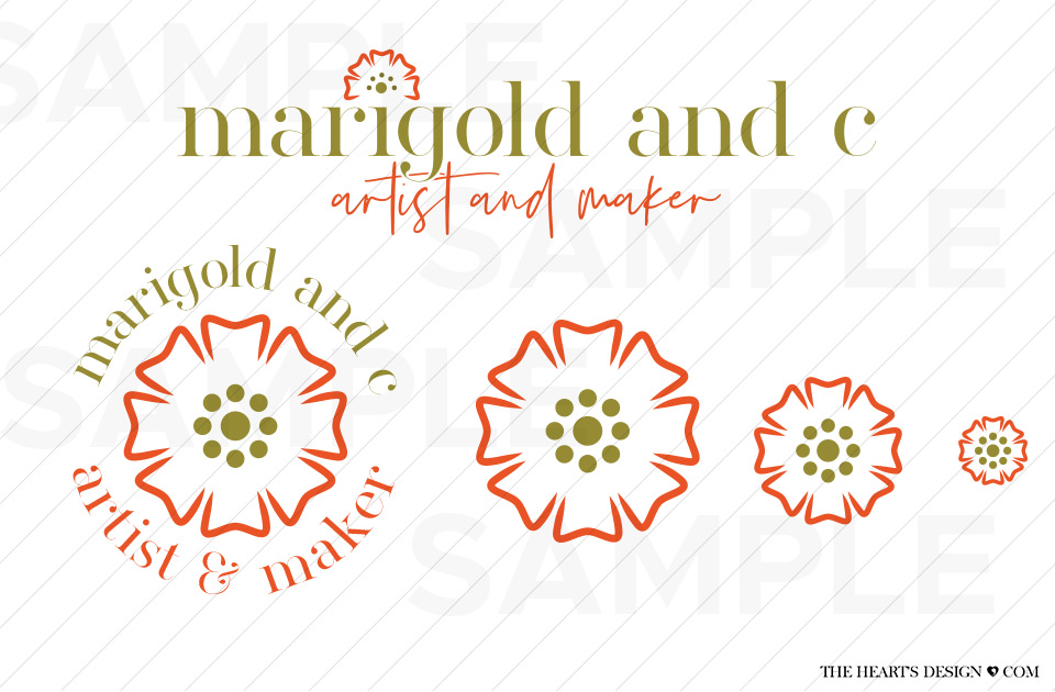 Brand MarigoldAndC Symbol