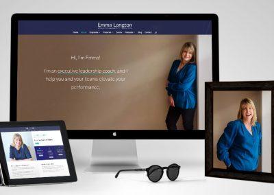 Emma Langton – Executive Leadership Coach