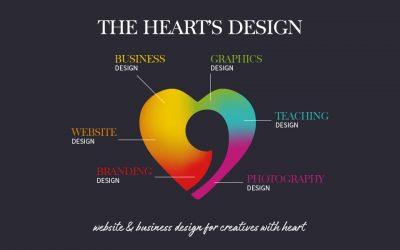 An updated look & a new service: business design!